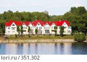 Купить «Новый дом», фото № 351302, снято 14 июня 2008 г. (c) Ivan Korolev / Фотобанк Лори