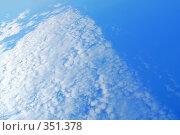 Купить «Белый клин», фото № 351378, снято 17 июня 2008 г. (c) Анатолий Теребенин / Фотобанк Лори