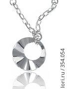 Купить «Красивое ожерелье», фото № 354054, снято 2 января 2008 г. (c) Андрей Армягов / Фотобанк Лори