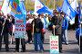 Первомайская демонстрация, фото № 354406, снято 1 мая 2008 г. (c) Алексей Баринов / Фотобанк Лори