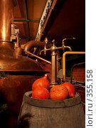 Пивоварня в Праге (2) (2006 год). Стоковое фото, фотограф Андреев Виктор / Фотобанк Лори