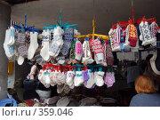 Рукодельные сувениры с национальным орнаментом (2008 год). Стоковое фото, фотограф Aneta Vaitkiene / Фотобанк Лори