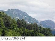 Купить «Северный Кавказ», фото № 360874, снято 11 июля 2008 г. (c) Влад / Фотобанк Лори
