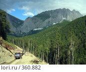 Купить «Северный Кавказ», фото № 360882, снято 11 июля 2008 г. (c) Влад / Фотобанк Лори