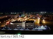 Купить «Набережные Челны, ночной город», фото № 365142, снято 21 июня 2008 г. (c) Константин Жидов / Фотобанк Лори