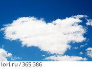 Купить «Небо», фото № 365386, снято 30 мая 2008 г. (c) Сергей Сухоруков / Фотобанк Лори