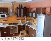 Купить «Кухня», фото № 374682, снято 8 сентября 2007 г. (c) Молчанова Юлия / Фотобанк Лори