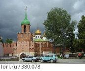 Тульский кремль (2006 год). Редакционное фото, фотограф Панов Андрей / Фотобанк Лори