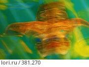 Купить «Абстрактный фон с золотыми масками», фото № 381270, снято 31 июля 2008 г. (c) Татьяна Заварина / Фотобанк Лори