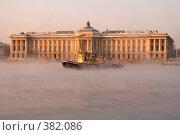 Купить «Ледокол на Неве», фото № 382086, снято 11 июля 2020 г. (c) Георгий Солодко / Фотобанк Лори
