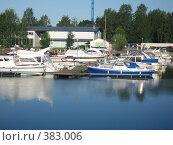 Купить «Озеро Хельсинки», фото № 383006, снято 23 июня 2007 г. (c) Алла Кригер / Фотобанк Лори