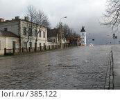 Зимний город. Стоковое фото, фотограф Elena Monakhova / Фотобанк Лори