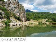 Купить «Красный Камень, Крым», фото № 387238, снято 28 июля 2008 г. (c) Смыгина Татьяна / Фотобанк Лори