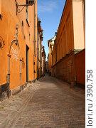 Купить «Улицы стокгольма», фото № 390758, снято 23 июля 2008 г. (c) Андрей Шахов / Фотобанк Лори