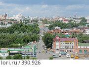 Купить «Барнаул», эксклюзивное фото № 390926, снято 5 августа 2008 г. (c) Free Wind / Фотобанк Лори