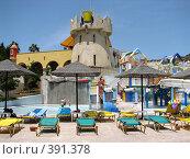 Купить «Родос. Аквапарк», фото № 391378, снято 19 мая 2008 г. (c) Хименков Николай / Фотобанк Лори