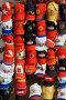 Москва. Продажа сувениров на Арбате, фото № 393198, снято 19 июля 2008 г. (c) Julia Nelson / Фотобанк Лори