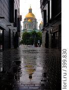 Купить «Москва. В тисках города», фото № 399830, снято 19 июля 2008 г. (c) Julia Nelson / Фотобанк Лори