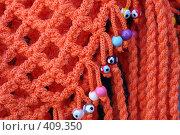 Купить «Фрагмент вязаной шапочки», фото № 409350, снято 9 июля 2008 г. (c) Суханова Елена (Елена Счастливая) / Фотобанк Лори