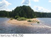 """Купить «Озеро """"Селигер"""" (о. Волго)», фото № 416730, снято 27 июля 2008 г. (c) Александр Секретарев / Фотобанк Лори"""