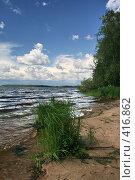 """Купить «Озеро """"Селигер"""" (о. Волго)», фото № 416862, снято 27 июля 2008 г. (c) Александр Секретарев / Фотобанк Лори"""