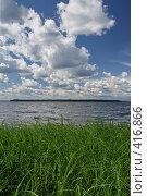 """Купить «Озеро """"Селигер"""" (о. Волго)», фото № 416866, снято 27 июля 2008 г. (c) Александр Секретарев / Фотобанк Лори"""