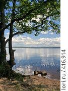 """Купить «Озеро """"Селигер"""" (о. Волго)», фото № 416914, снято 27 июля 2008 г. (c) Александр Секретарев / Фотобанк Лори"""