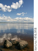 """Купить «Озеро """"Селигер"""" (о. Волго)», фото № 416918, снято 27 июля 2008 г. (c) Александр Секретарев / Фотобанк Лори"""