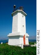 Купить «Морской маяк», фото № 418462, снято 20 марта 2019 г. (c) Владимир Карпов / Фотобанк Лори