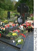 Купить «Тверь. Могила Михаила Круга», фото № 422262, снято 23 августа 2008 г. (c) АЛЕКСАНДР МИХЕИЧЕВ / Фотобанк Лори