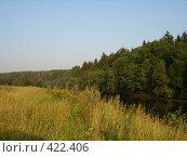 Купить «Река Десна. Подмосковье», фото № 422406, снято 27 июля 2008 г. (c) Максим Галкин / Фотобанк Лори
