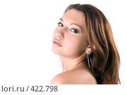 Купить «Девушка», фото № 422798, снято 2 июля 2008 г. (c) Сергей Сухоруков / Фотобанк Лори