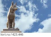 Купить «Памятник преданности. Тольятти», фото № 423446, снято 17 августа 2008 г. (c) Лукиянова Наталья / Фотобанк Лори