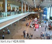 Аэропорт Домодедово (2007 год). Редакционное фото, фотограф Сергей Карцов / Фотобанк Лори