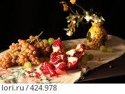 Купить «Натюрморт из фруктов», фото № 424978, снято 30 октября 2007 г. (c) Ольга Лерх Olga Lerkh / Фотобанк Лори