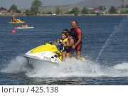 Купить «Прогулка на катере», фото № 425138, снято 16 августа 2008 г. (c) Талдыкин Юрий / Фотобанк Лори