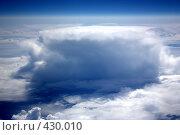 Купить «Облако в виде кирпича», фото № 430010, снято 31 июля 2008 г. (c) Вадим Билалов / Фотобанк Лори