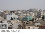 Купить «Вид на медину Сусса. Тунис.», фото № 430454, снято 8 августа 2008 г. (c) Nikiandr / Фотобанк Лори