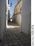 Купить «Мостовая в Медине. Сусс. Тунис.», фото № 430474, снято 16 августа 2008 г. (c) Nikiandr / Фотобанк Лори