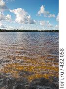 Купить «Озеро», фото № 432058, снято 23 августа 2008 г. (c) Катыкин Сергей / Фотобанк Лори