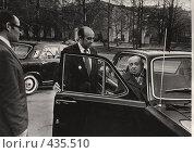Купить «50-ти летие А.М. Щусева, март 1982 г.», фото № 435510, снято 22 апреля 2019 г. (c) Retro / Фотобанк Лори