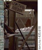 Купить «Берегись поезда!», фото № 435618, снято 23 апреля 2008 г. (c) Юрий Бельмесов / Фотобанк Лори