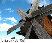 Купить «Ветряная мельница», фото № 435958, снято 5 августа 2008 г. (c) Морковкин Терентий / Фотобанк Лори