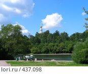 Пейзаж. Природа. Серебряный Бор, эксклюзивное фото № 437098, снято 25 июля 2008 г. (c) lana1501 / Фотобанк Лори