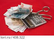 Купить «Выкроить из бюджета...», фото № 438322, снято 3 сентября 2008 г. (c) Федор Королевский / Фотобанк Лори