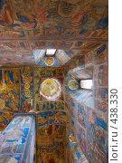Купить «Фрески церкви Илии Пророка в Ярославле», фото № 438330, снято 2 августа 2008 г. (c) Shawn A. Nelson / Фотобанк Лори