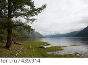 Купить «Озеро Кастык-Хол», фото № 439914, снято 2 июля 2006 г. (c) Serg Zastavkin / Фотобанк Лори