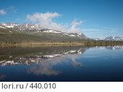 Купить «Озеро Кастык-Хол», фото № 440010, снято 30 июня 2006 г. (c) Serg Zastavkin / Фотобанк Лори
