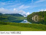 Красивое озеро (2008 год). Стоковое фото, фотограф Aleksey Trefilov / Фотобанк Лори
