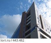 Элемент административного здания. Стоковое фото, фотограф Павел Спирин / Фотобанк Лори